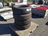 Firelli Vehicle Tires, Qty. 4