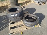 Michelin Vehicle Tires, Qty. 4