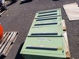 Stanley Vidmar Storage Cabinet, Qty. 1