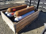Decommissioned Cylinders, Qty. 11