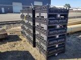 Uline Storage Container, Qty. 15