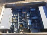 Steel Bolt Storage Bins