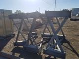 Steel Bases, Qty 3