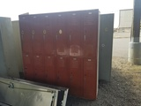 Republic Steel Lockers