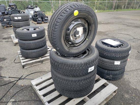 Goodyear Eagle RSA Tires, Qty. 3