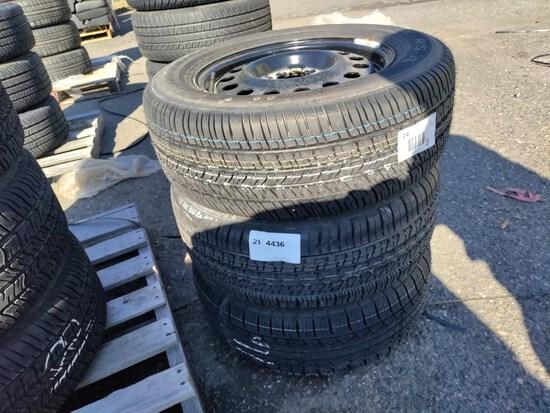 Goodyear Eagle Tires, Qty. 3