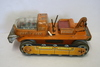 Handy Hank No. 112 Bulldozer Tin Lithographed Toy