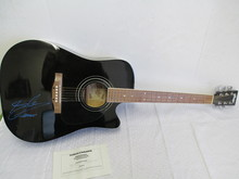 Kenny Chesney Autographed Guitar