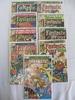 Lot of 9- Marvel Fantastic Four Comics