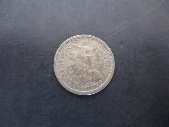 1873 3 Cent Nickel