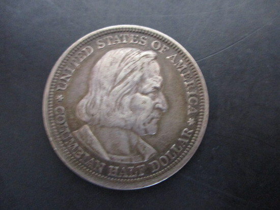 1893 World's Columbian Exposition Coin