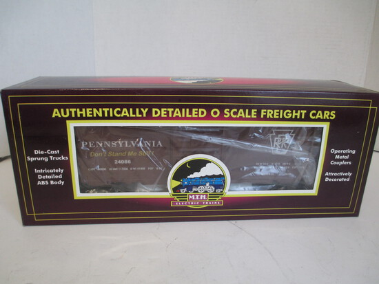 M.T.H. Electric Trains PRR Merchandise Service Box Car