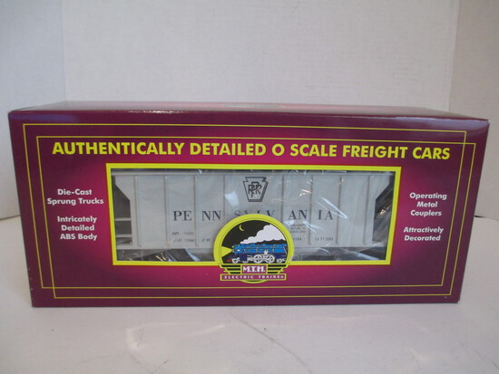 M.T.H. Electric Trains Pennsylvania PS-2 Hopper Car
