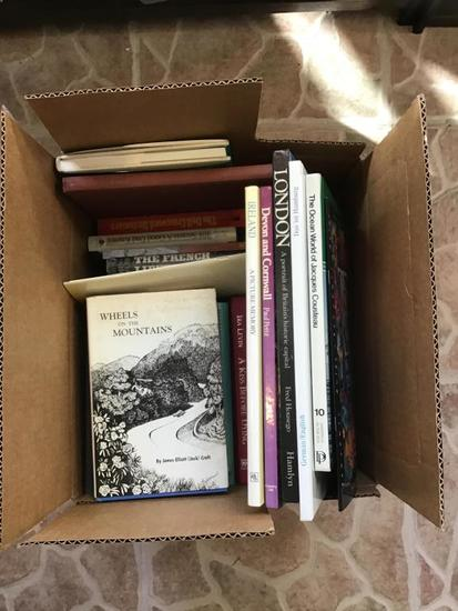 Large box of books number 2