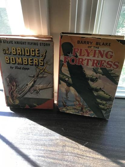 1940s Flying Fortress books fiction