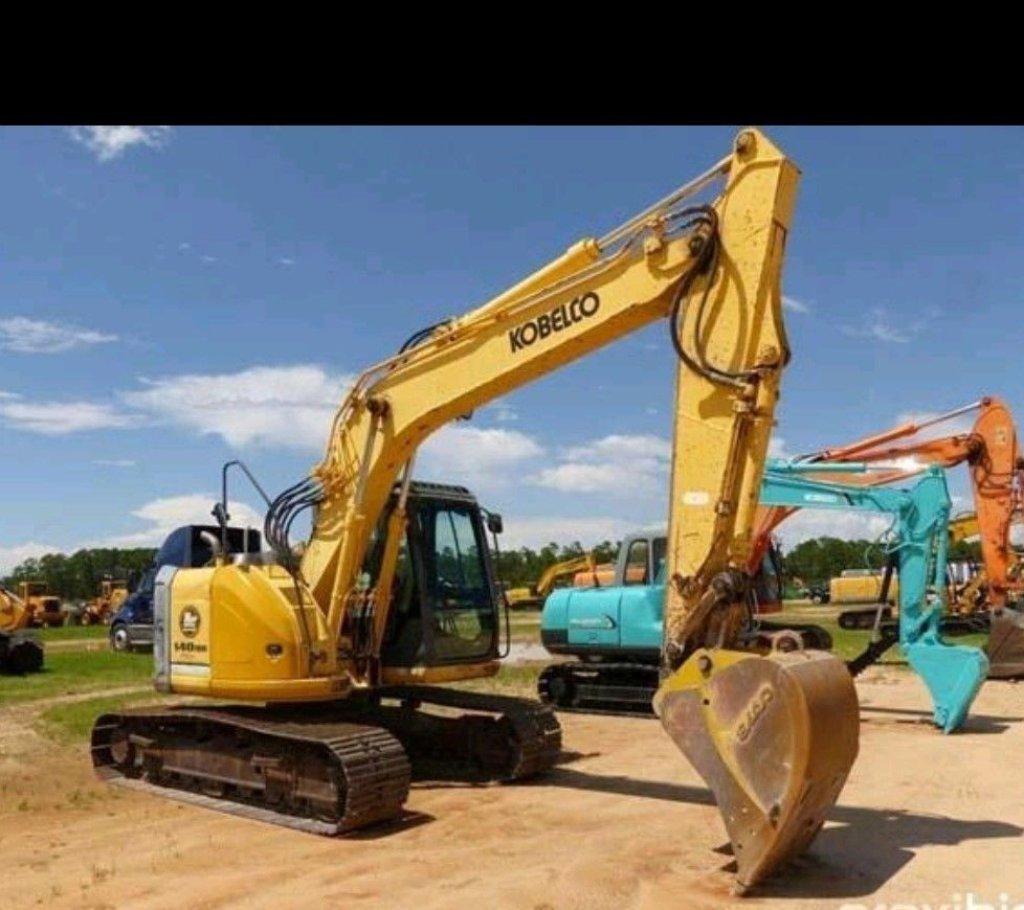 2011 Kobelco SK140SRLC Excavator