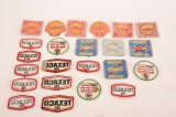 23 Assorted Gas Station Patches
