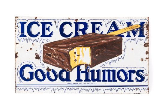 Good Humor Ice Cream Porcelain Sign