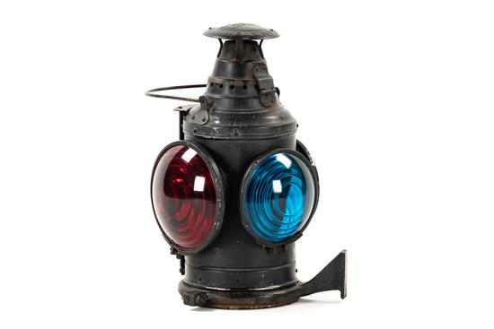 Dressel Four-way Railroad Light