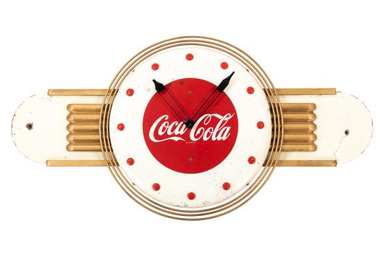 Coca-cola Kay Display Clock