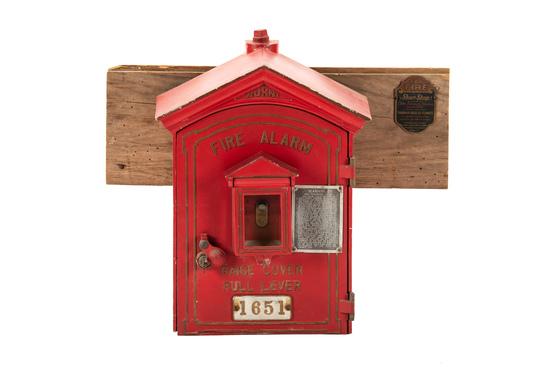 Horni Fire Alarm Box