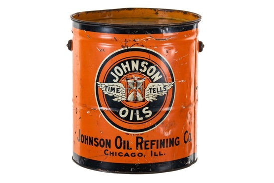 Johnson Grease 25 Pound Can
