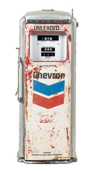Tokheim 300 Gas Pump