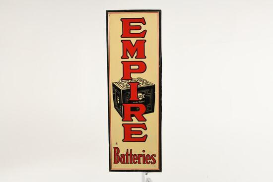Empire Batteries Sign