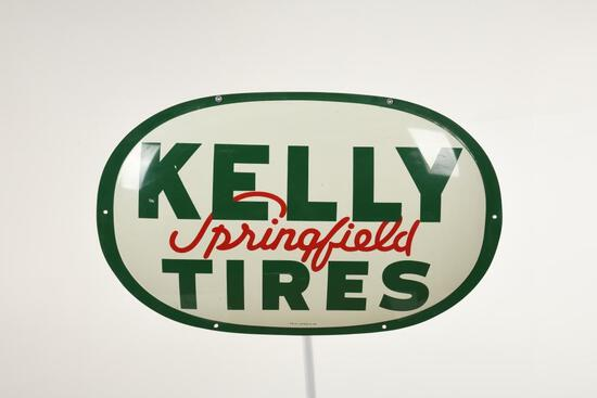 Bubble Kelly Springfield Tires Sign