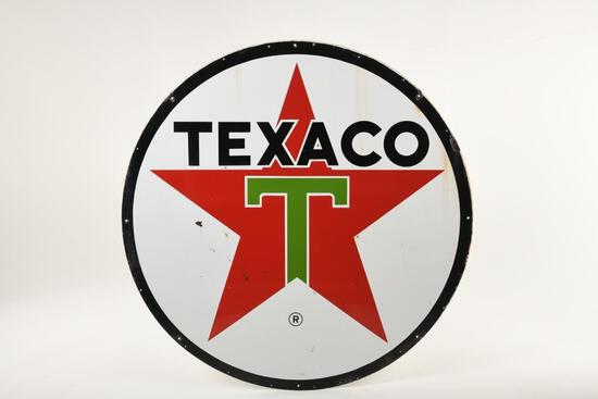 Texaco 6ft Pole Sign