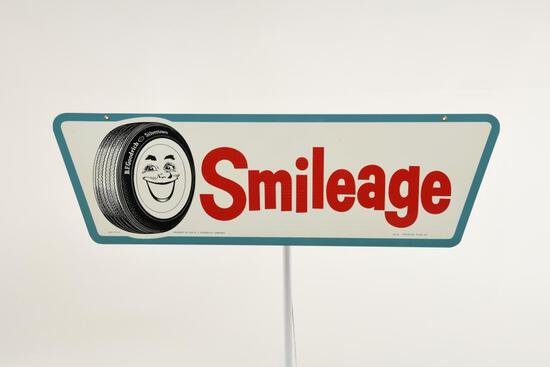 B.F. Goodrich Smileage Tires Sign