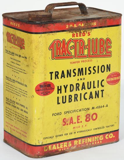 Trac-Tr-Lube Lubricant 2 Gallon Can