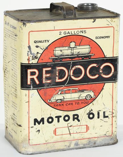 Redoco Motor Oil 2 Gallon Can