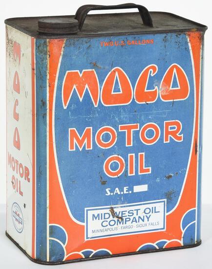 Moco Motor Oil 2 Gallon Can