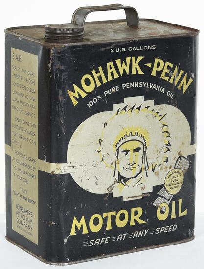 Mohawk-Penn Motor Oil 2 Gallon Can