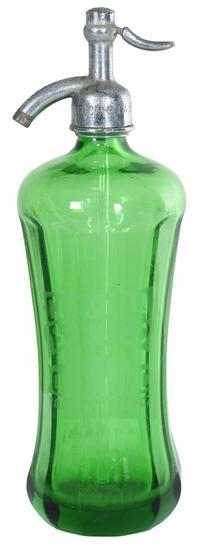 Green Coca-Cola Bottling Co. of N.L. IND. Stetzer Water Bottle