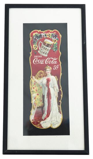 1903 Coca-Cola Book Mark