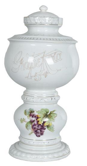 Grape Kole 5 cent Ceramic Soda Dispenser