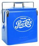 Restored Drink Pepsi-Cola Metal Cooler
