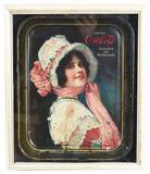 1914 Coca-Cola Regular Rectangle Serving Tray
