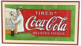 Coca-Cola Relieves Fatigue