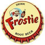 Drink Frostie Root Beer w/Logo Metal Sign