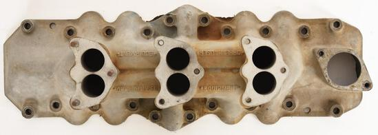 Offenhauser Equipment 3 Carb Intake