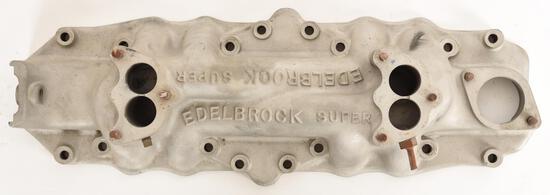 Edelbrock Super 2 Carb Intake