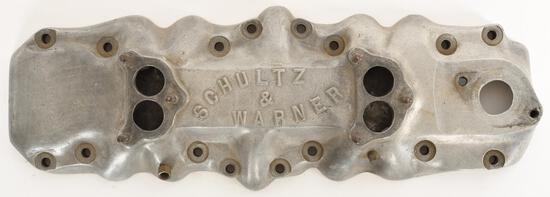 Schultz 7 Warner 2 Carb Intake