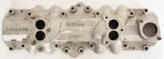 Navarro Racing Model 2 Carb Intake