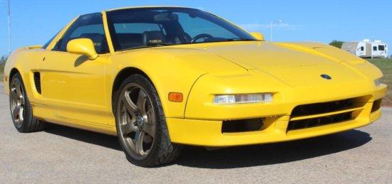 1997 Acura NXT