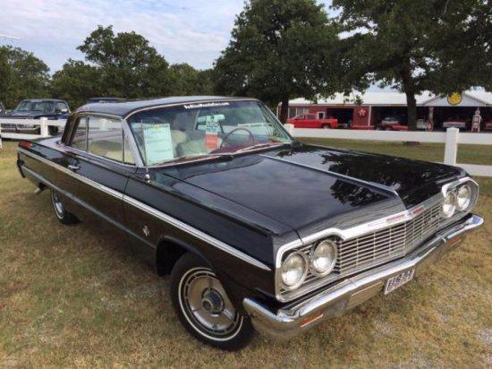 1964 Cheverolet Impala SS