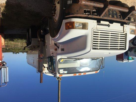 2000 Internaitonal 4900 Water Truck
