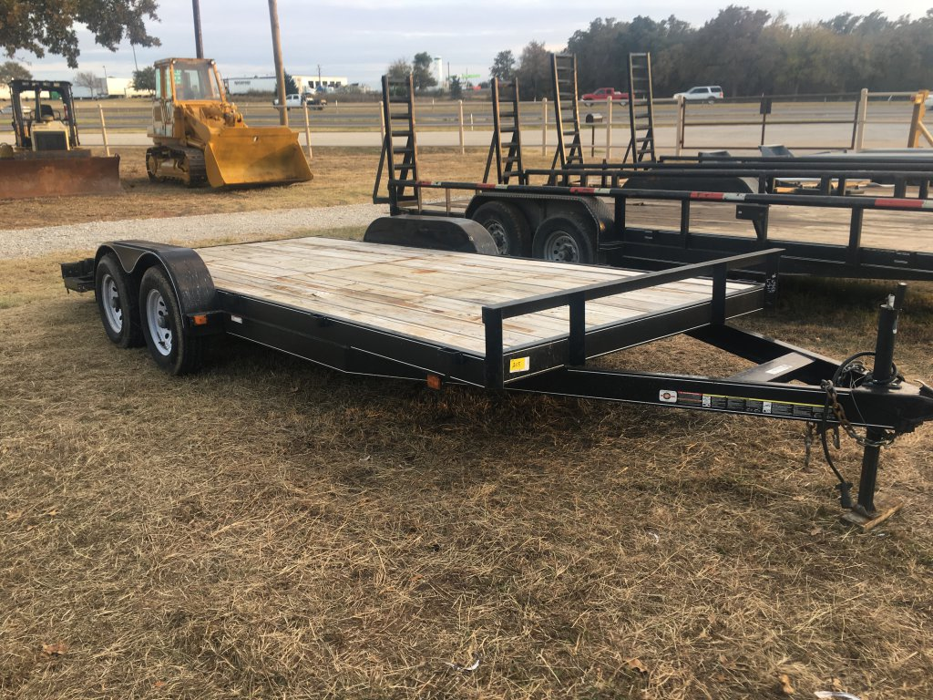 Carry On 18' T/A Equipment Trailer